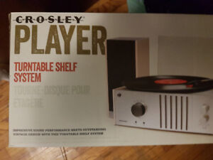 Crosley Record Player For Sale