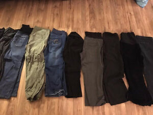 Maternity clothing lot. See description for prices