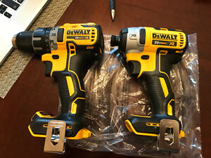 Drill Dewalt dck283d2 xr 20v neuf-new
