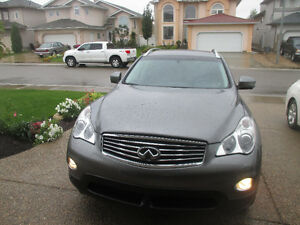 2012 Infiniti EX35 Journey SUV, Crossover