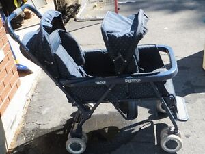 Two child Stroller