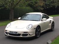 2009 59-REG Porsche 911 Turbo 3.8 PDK 997 GEN 2 Coupe. SPORT CHRONO. SPORTS PLUS