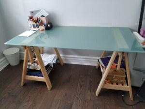 Ikea Adjustable Height Desk
