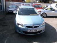 2010 Vauxhall Astra 1.6i 16V Exclusiv 5dr Auto HATCHBACK Petrol Automatic