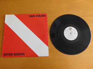 Van Halen - Diver Down - Vinyl LP - Excellent Condition