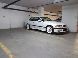 1994 BMW 325is M Technic Coupe
