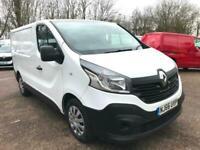 2017 66 Reg Renault Trafic 1.6dCi Euro 6 Energy Business SAT NAV Plus VAT