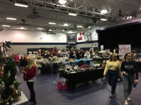 Come shopping at the Last Chance Bazaar!