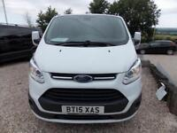 Ford Tourneo Custom 300 Limited Tdci2.2 Manual Diesel