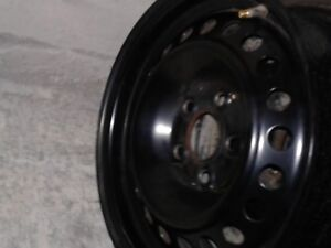 "4@15"" 5 bolt hole Ford Rims with air sensors"