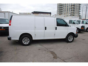 2010 Chevrolet Express 1500 1/2 Tony Cargo Van