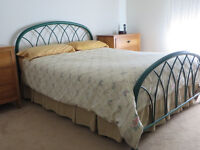 Queen Size Headboard and Footboard