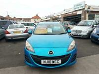 2010 Mazda 3 1.6 Diesel TS 5-Door From £2,695 + Retail Package HATCHBACK Diesel