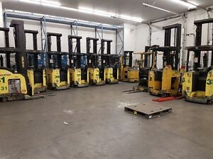 PALLET RACKING AND EQUIPMENT LIQUIDATION