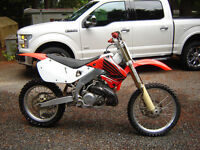 stroked out honda cr 250