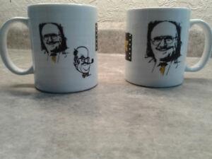 Elwy Yost coffee mugs
