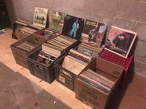 Rock and Roll Record Lp Album Collection