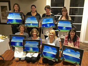 Painting pARTies & Artist for Hire Cambridge Kitchener Area image 2