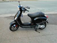 Vespa S150 Showroom Condition only 631km