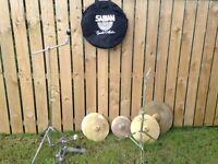 Cymbals paiste 306