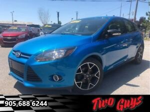2014 Ford Focus SE SPORTS