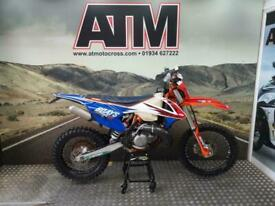 KTM EXC300 2018 SIX DAYS ENDURO BIKE, ROAD REGISTERED, 118H (ATMOTOCROSS)