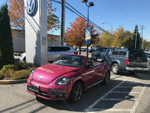 2017 Volkswagen Beetle Pink Edition Coupe (2 door)
