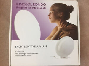 Large Light Therapy Lamp (Great for improving winter blues!)