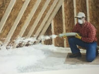 Insulation Removal, Installation or Top-Up
