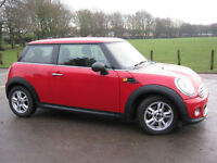 2012 62 reg Mini Mini 1.6 One