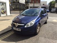 Vauxhall corsa excellent and reliable car