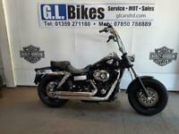 Harley-Davidson FXDF FAT BOB 12 MONTHS WARRANTY