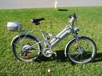 Strong Electric assist bicycle