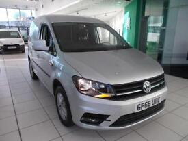 Volkswagen Caddy 2.0 Tdi Bluemotion Tech 102Ps Highline Van DIESEL MANUAL (2016)
