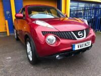 2011 Nissan Juke 1.6 16v CVT Acenta Automatic 33,000 Miles Just Serviced