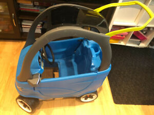 Baby tricycle stroller