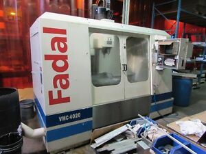 Machine CNC Usage / Used CNC Milling Machine