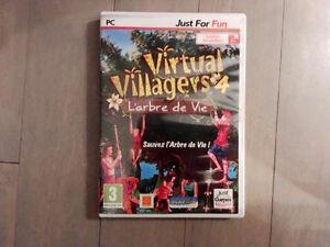 Virtual village 4 l'abre de vie