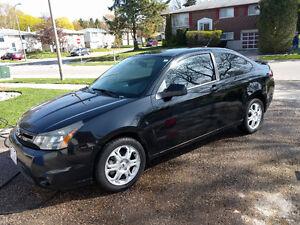 2009 Ford Focus SE Sedan - $4350.00 or Best Offer