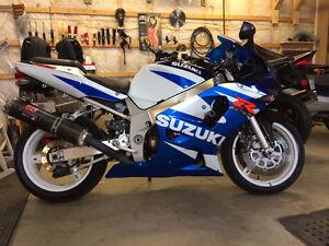 Gsxr-600 2001