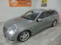 2011,Mercedes-E350 3.0CDI 265bhp CDI Avantgarde***BUY FOR ONLY £60 PER WEEK***