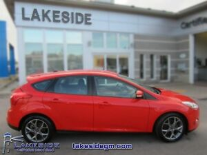 2013 Ford Focus SE  - one owner - local - trade-in - Certified