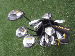 Callaway Warbird Complete Golf Set and Bag