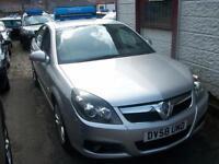 Vauxhall/Opel Vectra 1.8i VVT ( 140ps ) ( Nav ) ( XP II ) 2008MY SRi