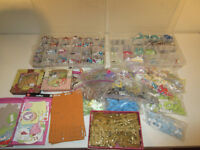 Huge Lot of Chipboard For Scrapbooking