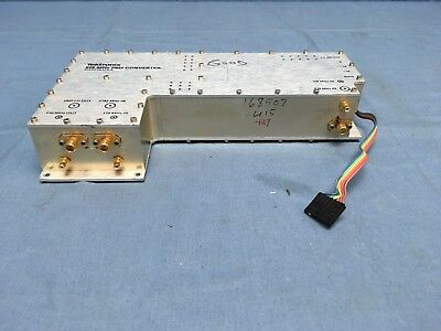Tektronix 119-1131-04 829mhz 2nd Converter Used In 492