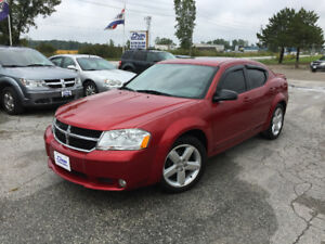 2008 Dodge Avenger SXT 114KM's! Safety & Etested!