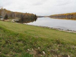 Titled Lakefront lots