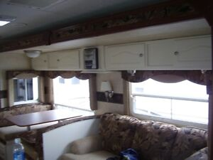 Trailer 31 ft with  masteer bedroom and 4 Bunk beds Strathcona County Edmonton Area image 8