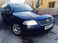 VW PASSAT SE ESTATE 1.9 TDI PD 130 FACELIFT WELL MAINTAINED LONG MOT TIMING BELT DONE DRIVES PERFECT